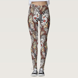 Apollo Butterfly Madness Leggings