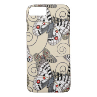 Apollo Butterfly Swirl iPhone 8/7 Case