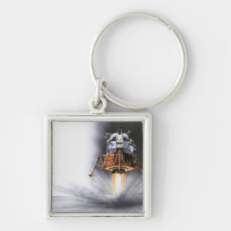 Apollo Eagle Lunar Module Key Ring