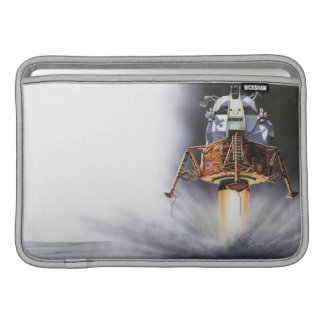 Apollo Eagle Lunar Module MacBook Sleeve