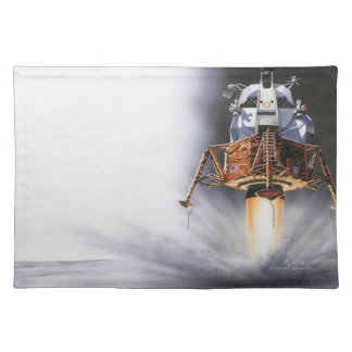 Apollo Eagle Lunar Module Placemat
