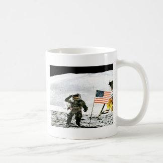 Apollo fiveteen Lunar Module Pilot moon explore Coffee Mug