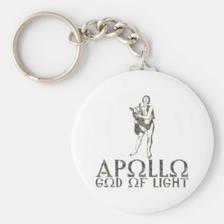 Apollo Key Ring