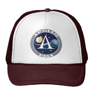 Apollo Program Logo Cap