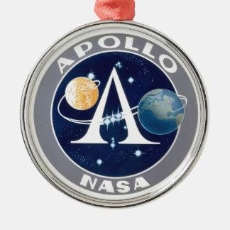 Apollo Program Logo Christmas Ornament