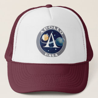 Apollo Program Logo Trucker Hat