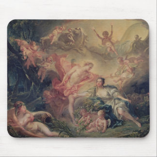 Apollo Revealing his Divinity Mouse Mat