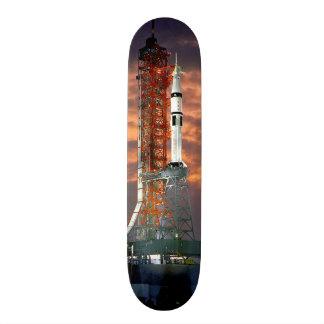 Apollo-Soyuz Test Project 19.7 Cm Skateboard Deck