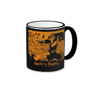 Apolo and Dafne Coffee Mug