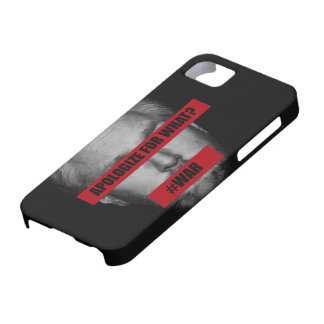 'Apologize For What?' Case iPhone 5 Covers