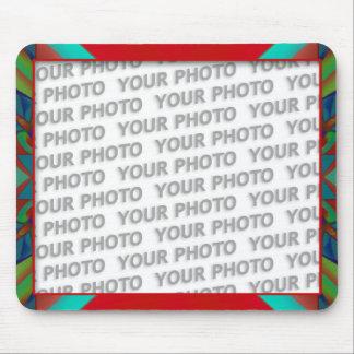 Apophysis fractal decor 2 + your photo mouse pad