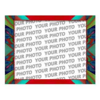 Apophysis fractal decor 2 + your photo postcard