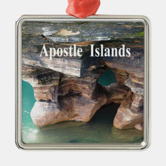Apostle Islands Christmas Ornament