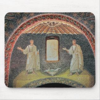 Apostles, 5th century (mosaic) mouse mat