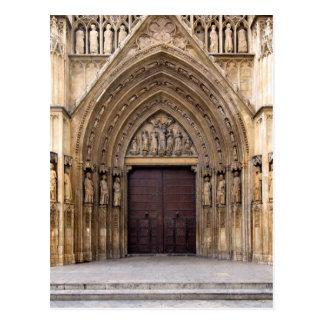 Apostles gate postcard