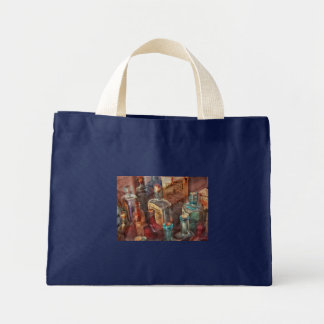 Apothecary - A Series of bottles Bag