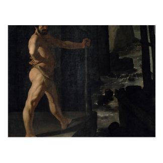 Apotheosis of Delacroix Postcard