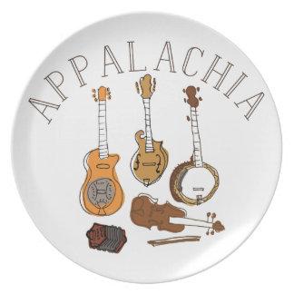 Appalachia Instruments Plate