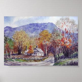 Appalachian Blue Hills-poster
