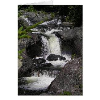 Appalachian Falls Card