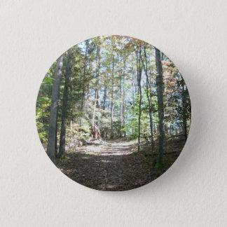 Appalachian Hiking Trail 6 Cm Round Badge