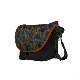 Appalachian Mountains in Fall Nature Photography Commuter Bags