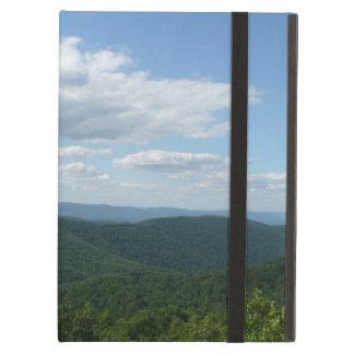 Appalachian Mountains Kickstand iPad Case