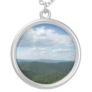 Appalachian Mountains Necklace