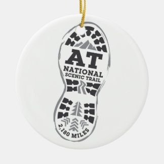 Appalachian National Scenic Trail Christmas Ornament