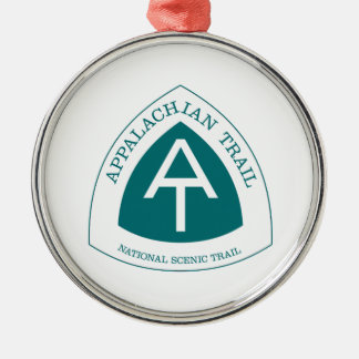 Appalachian Trail Christmas Ornament
