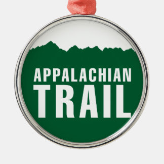 Appalachian Trail (Elevation) Christmas Ornament