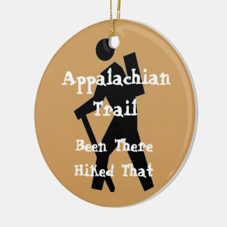 Appalachian Trail Hiked That Christmas Ornament