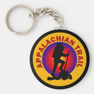 Appalachian Trail Key Ring