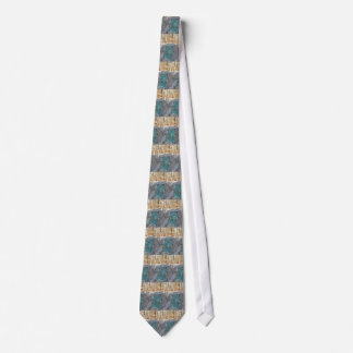 Appalachian Trail Plaque Unicoi Gap GA Tie