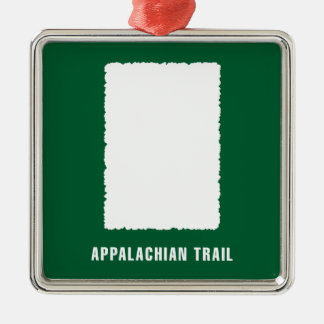 Appalachian Trail White Blaze Christmas Ornament