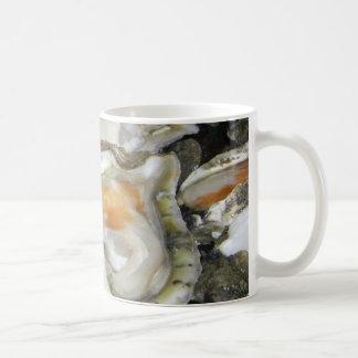 appalachicola oysters basic white mug