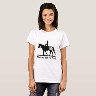 Appaloosa Horse App T-Shirt