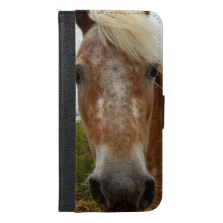 Appaloosa Horse, iPhone 6/6s Plus Phone Wallet