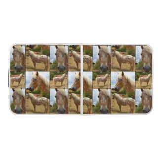 Appaloosa Horse, Photo Collage, Folding Table