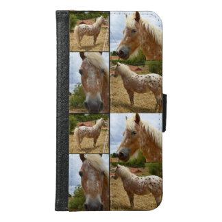 Appaloosa Horses, Galaxy S6 Phone Wallet