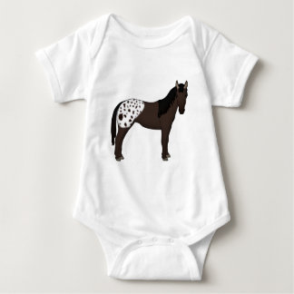 Appaloosa stands for head in front t-shirts