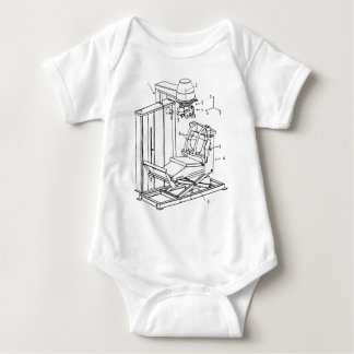 Apparatus for exercise baby bodysuit