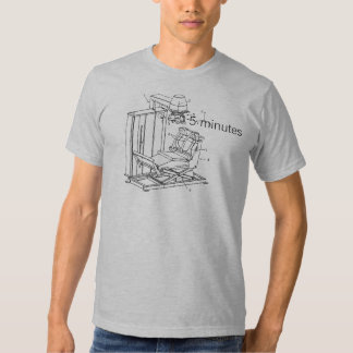 Apparatus for exercise t-shirt