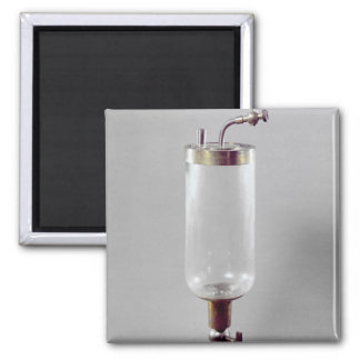 Apparatus for studying gas magnet