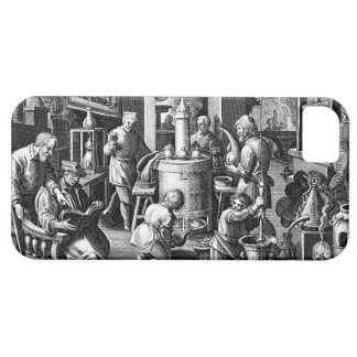 Apparatus of Distillation in Alchemy Case For The iPhone 5