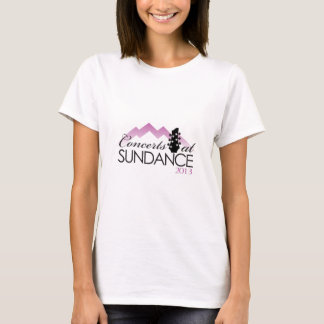 Apparel, coffee mugs, concerts at sundance T-Shirt