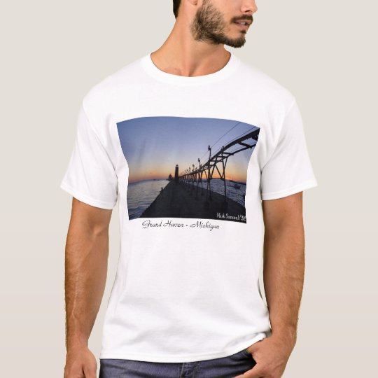 Apparel - Grand Haven - Michigan  T-Shirt