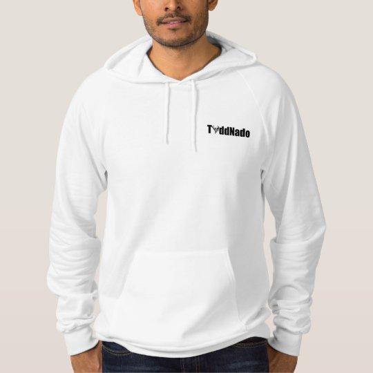 Apparel hoodie toddnado