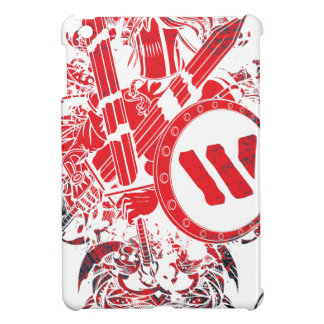 Apparel Mega Battle Warrior Fighter iPad Mini Cover