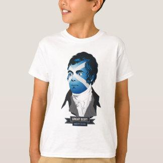 Apparel. Robert Burns, a great Scot! T Shirts
